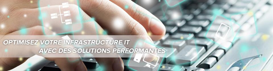 Infrastructure virtualisée